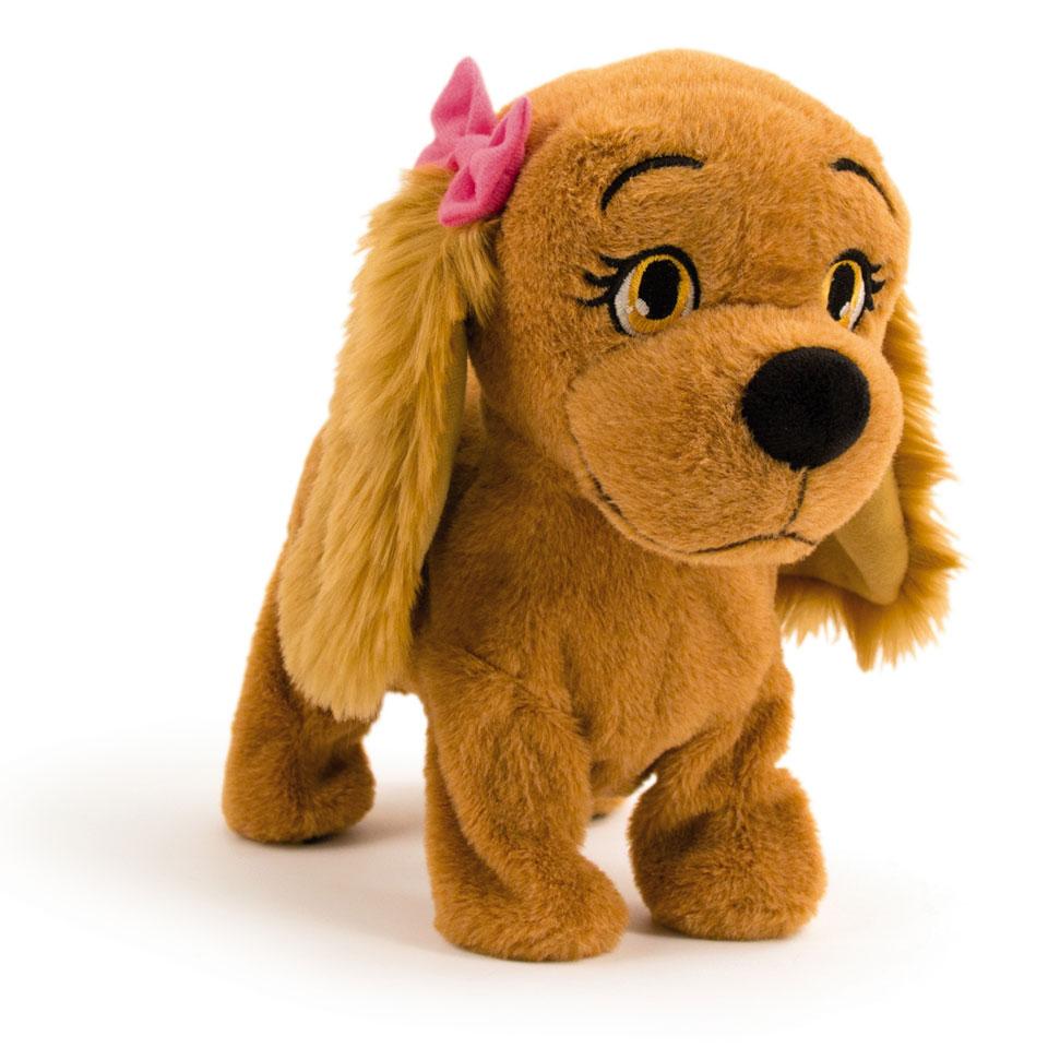 Lucy pluchen hond