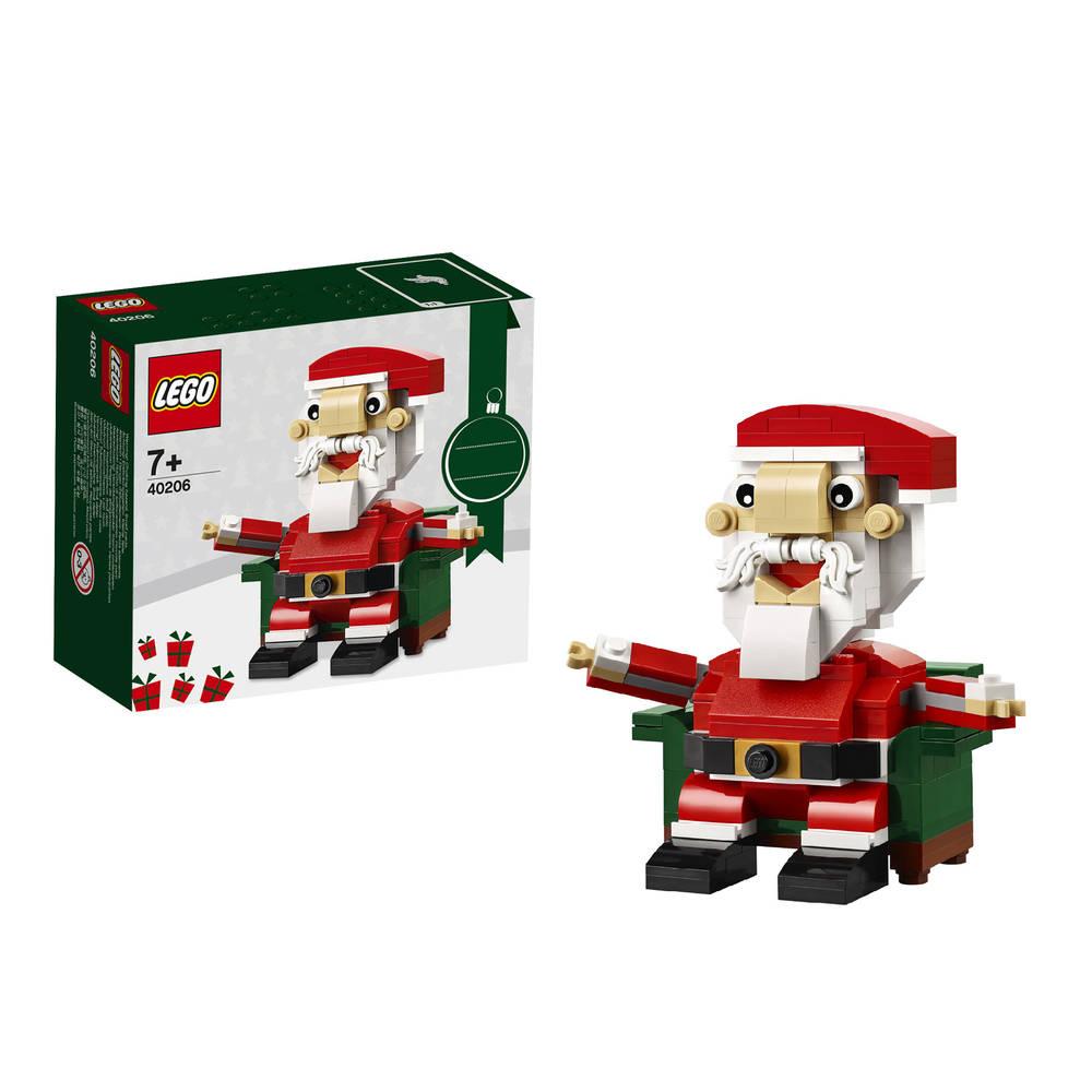 LEGO BrickHeadz Kerstman 40206