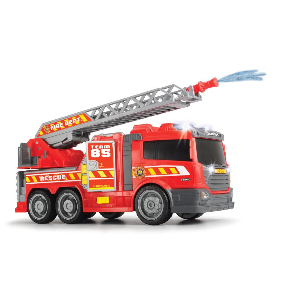 Brandweerwagen - 36 cm