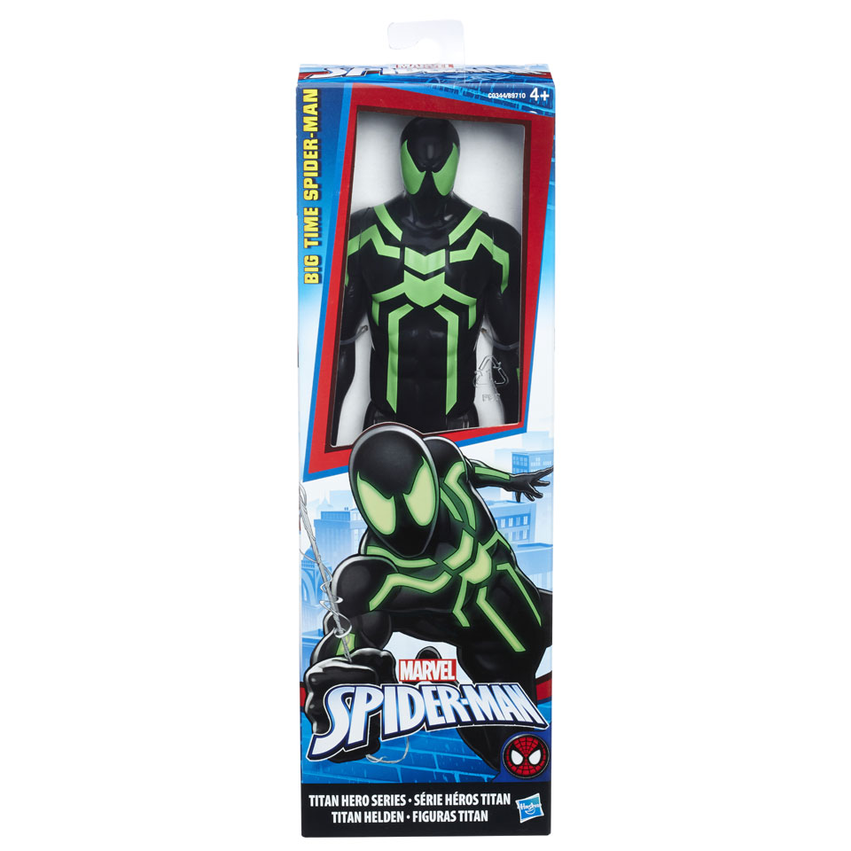Spider-Man Big Time figuur - 30 cm