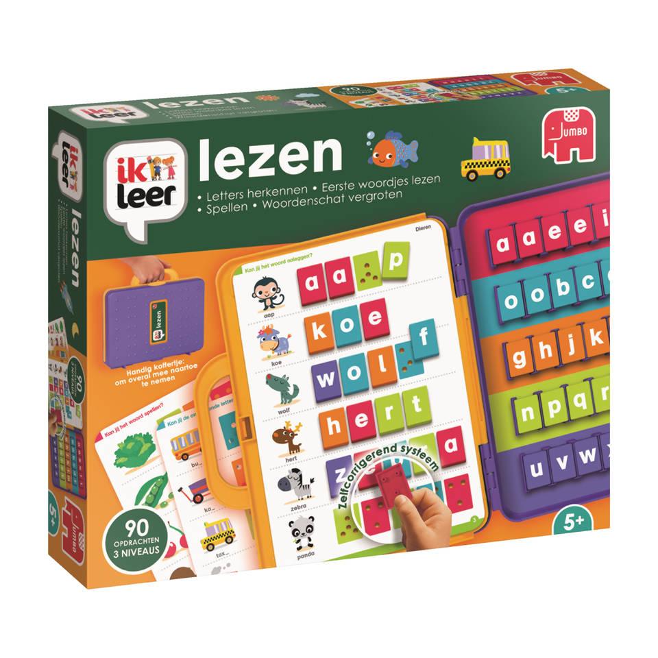 Jumbo Ik leer lezen lettersysteem