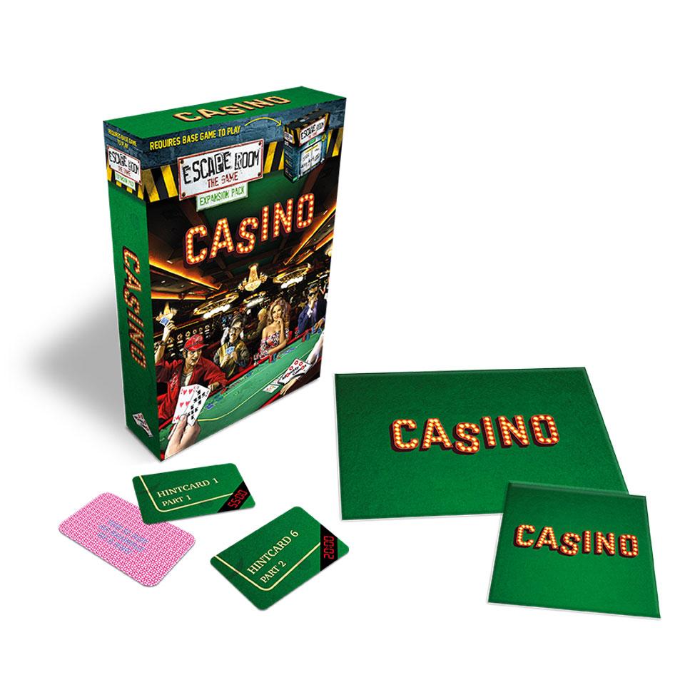 Escape Room: The Game uitbreidingsset Casino