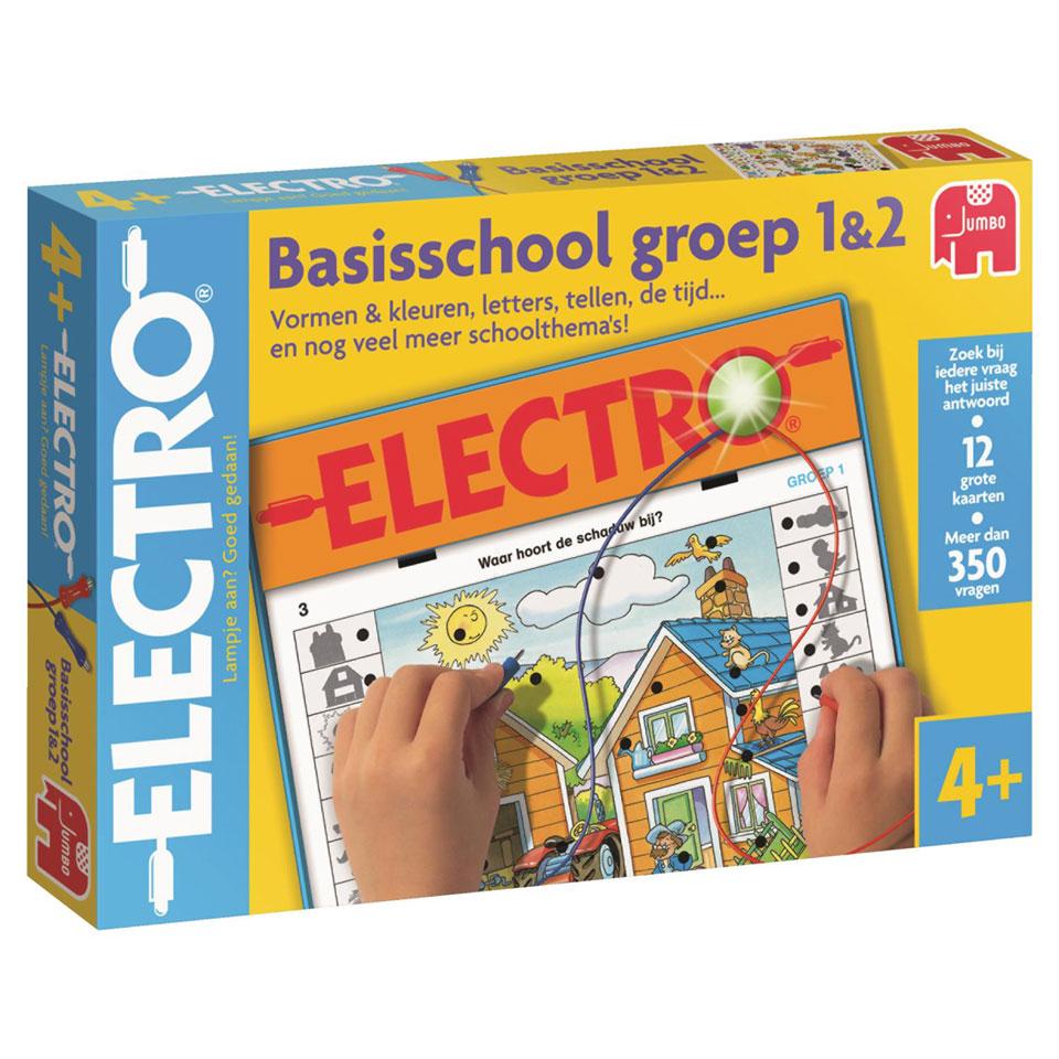 Jumbo Electro basisschool groep 1 en 2