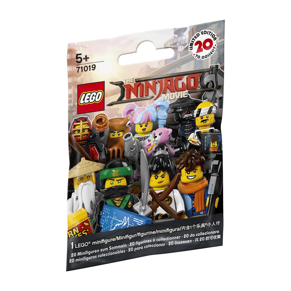 LEGO Ninjago film minifiguren 71019