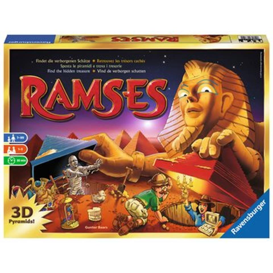 Ravensburger Ramses bordspel