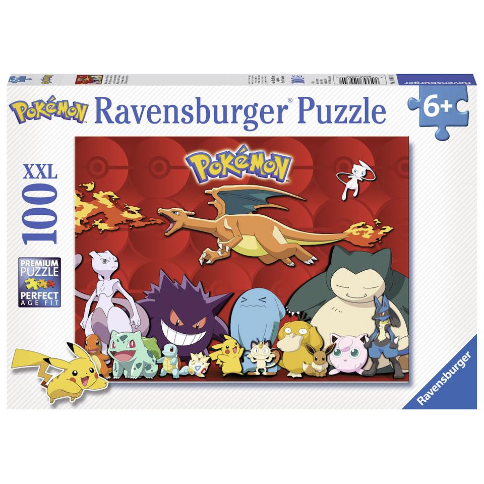 Ravensburger puzzel Pokémon - 100 stukjes