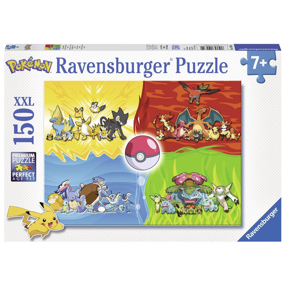 Ravensburger puzzel Pokémon - 150 stukjes