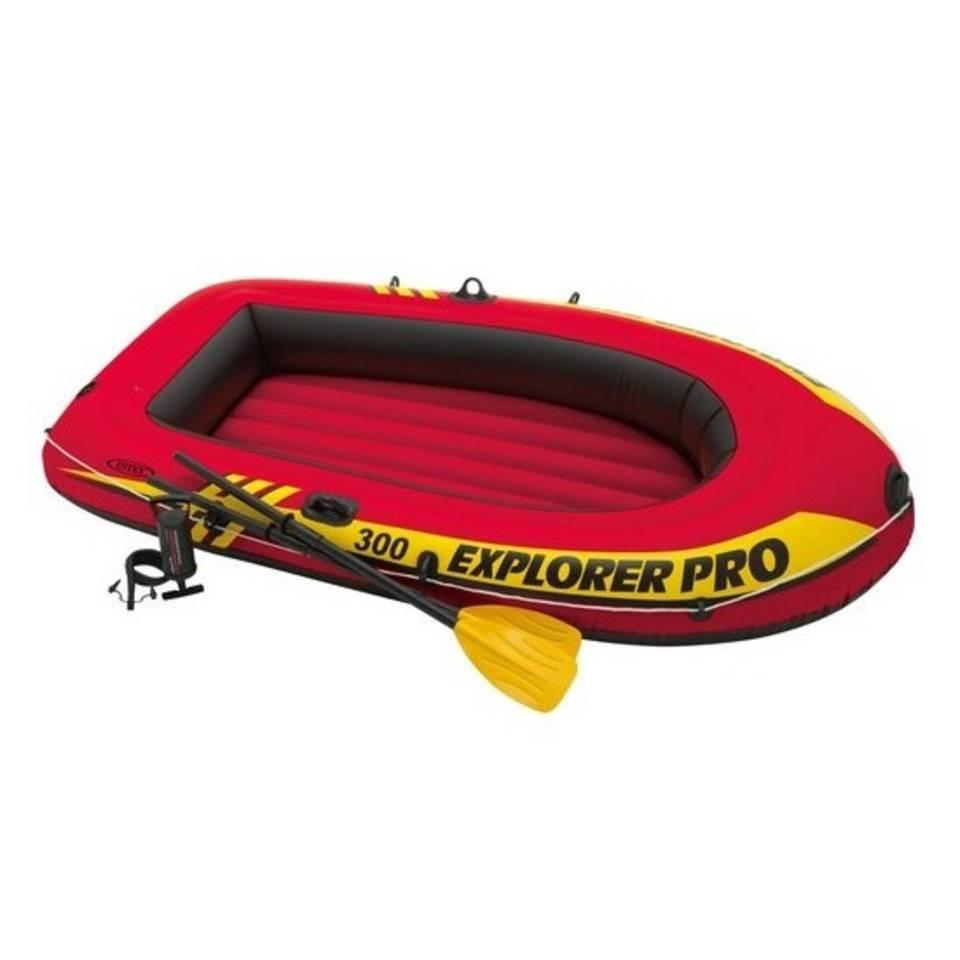 Intex Explorer Pro 300 boot