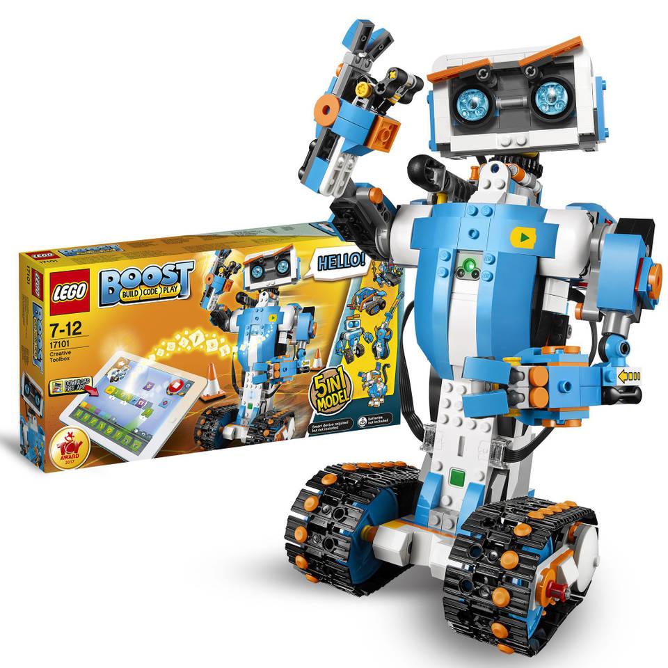 LEGO Boost creatieve gereedschapskist 17101