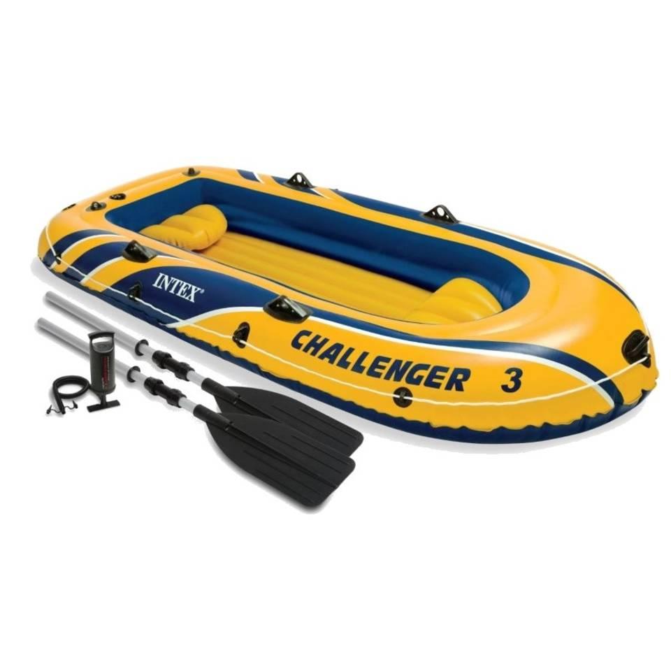 Challenger opblaasboot - 295 x 137 x 43 cm