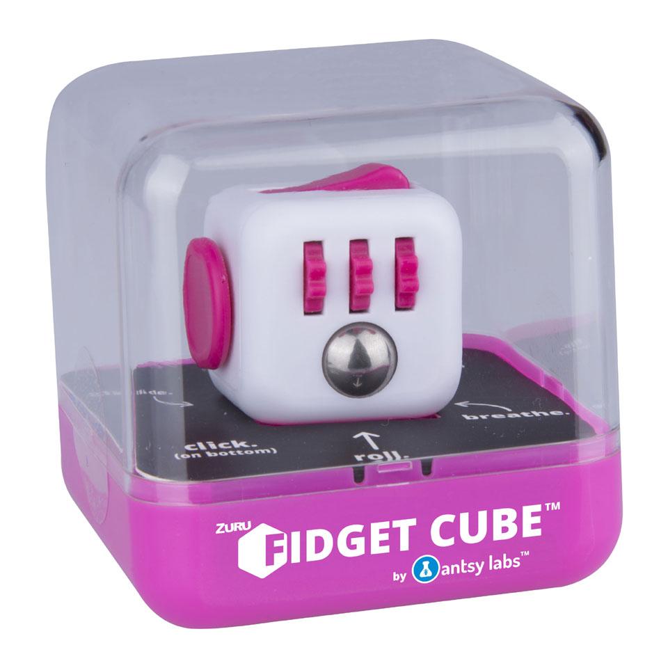 Fidget Cube - paars