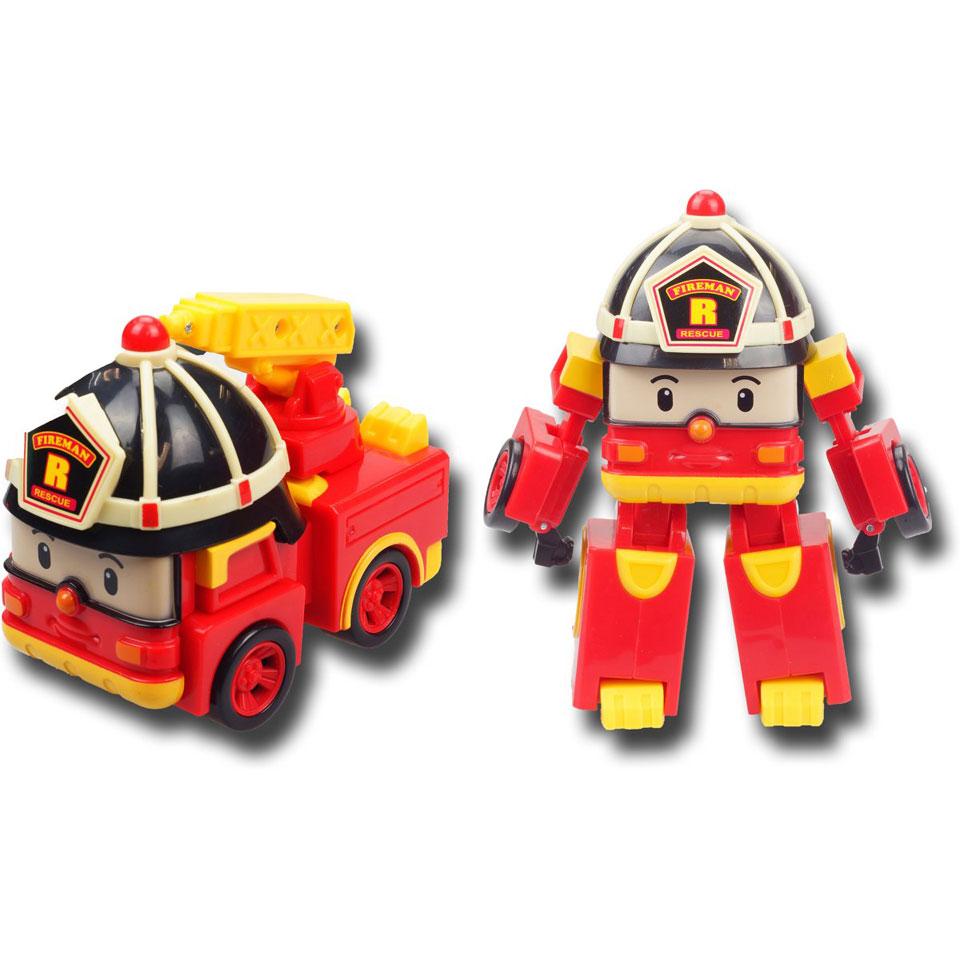 Robocar Poli transformerende robotRoy