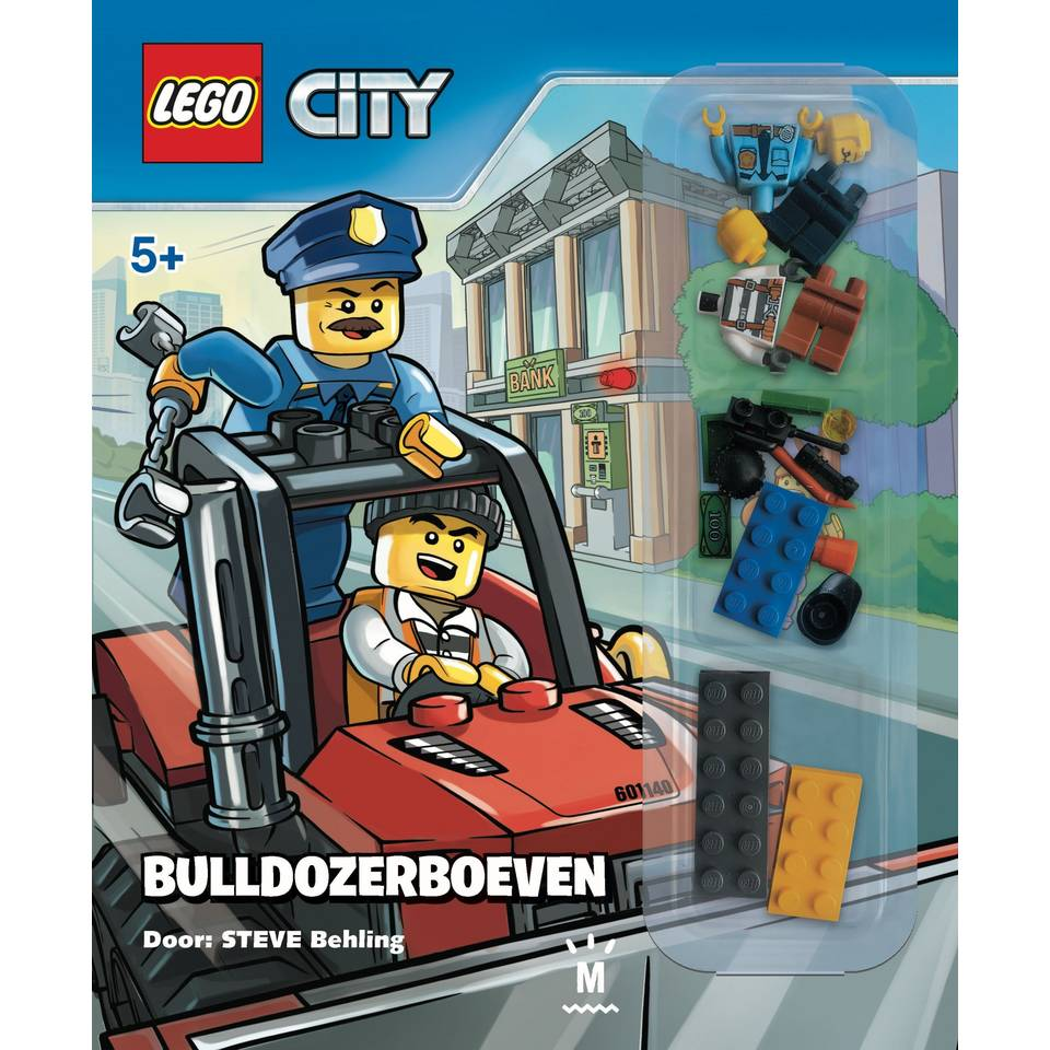 LEGO City: Bulldozerboeven