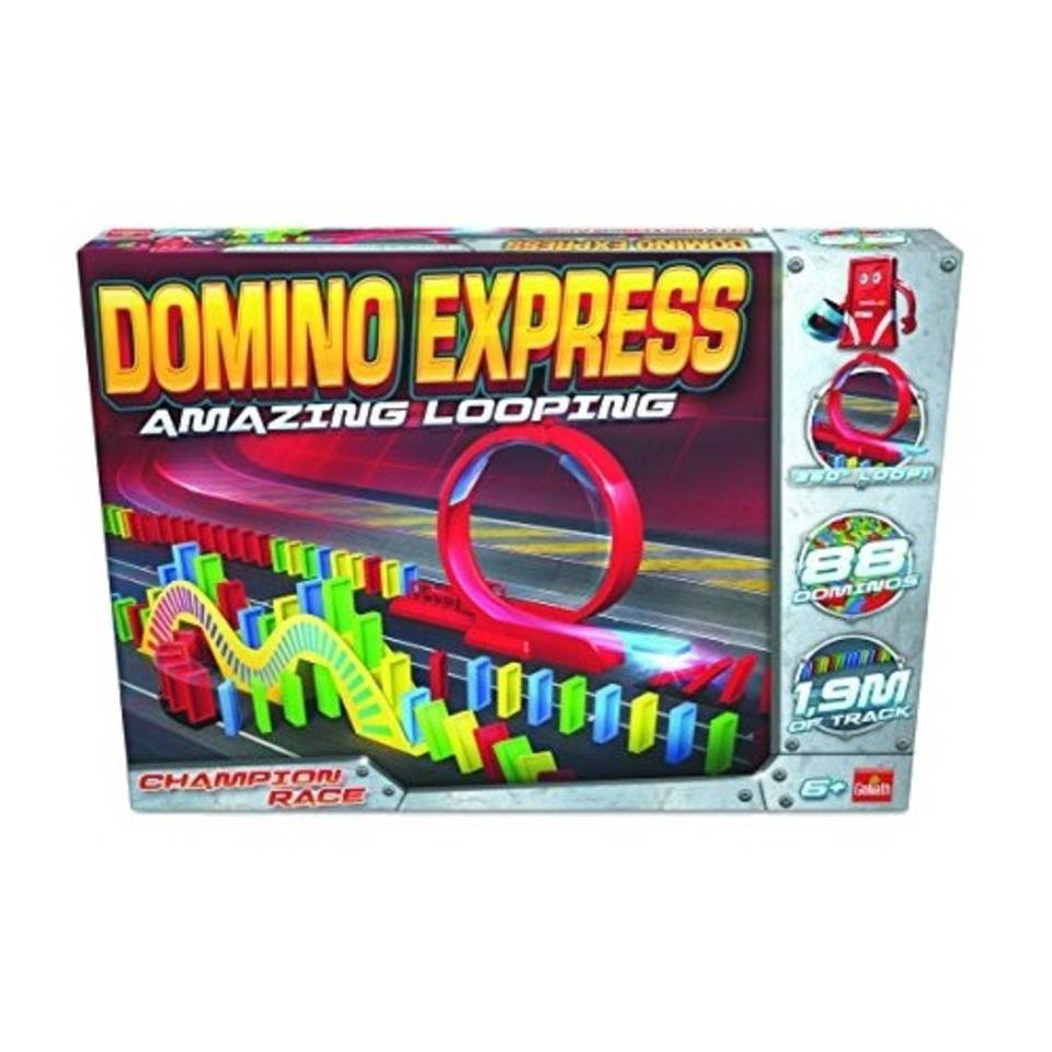 Goliath Domino Express Amazing Looping 88 stenen