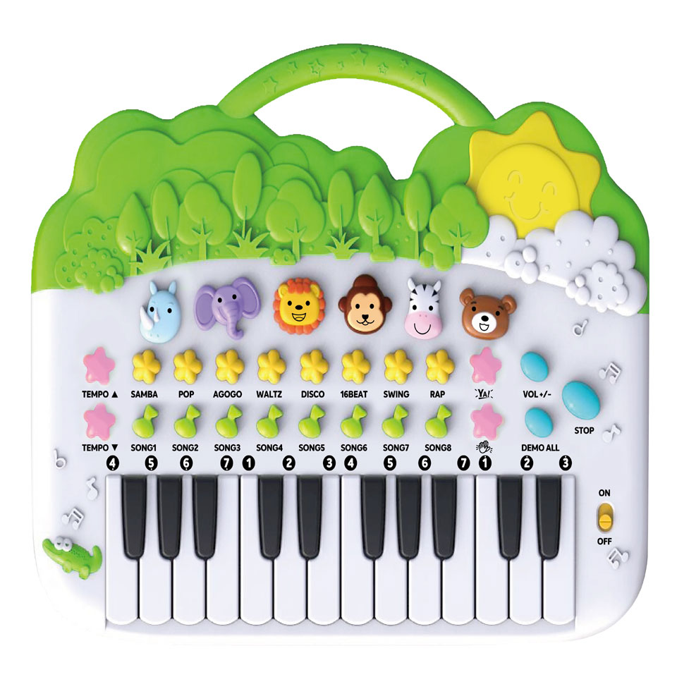 New Animal piano