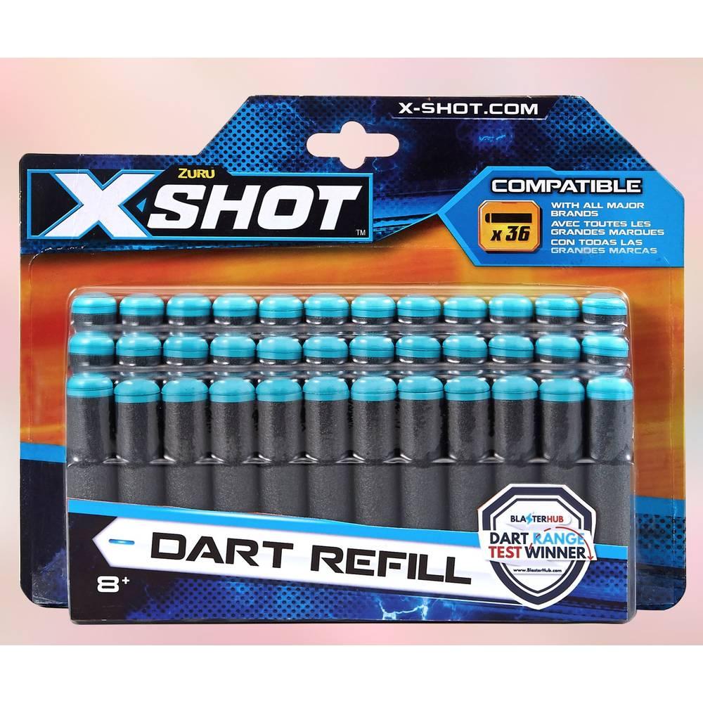 X-Shot Excel darts - 36 stuks
