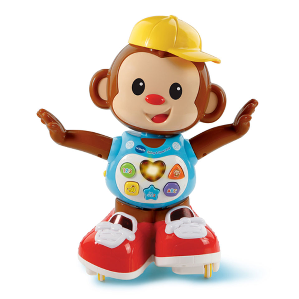 VTech Baby swing en speel aap