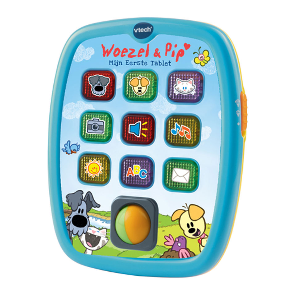 VTech Baby Woezel & Pip tablet