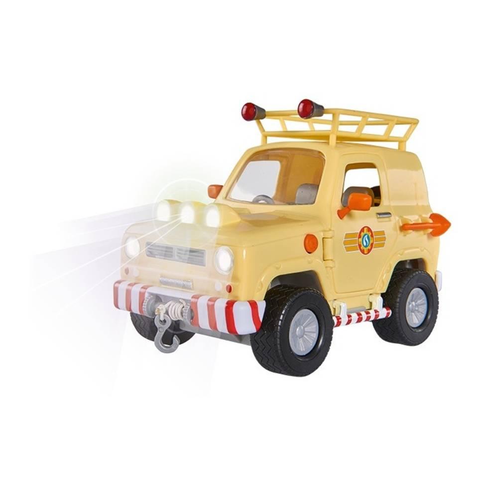 Brandweerman Sam Tom's 4x4 jeep 13 cm