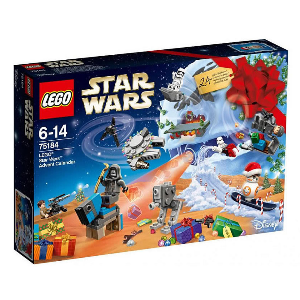 LEGO Star Wars adventskalender 75184