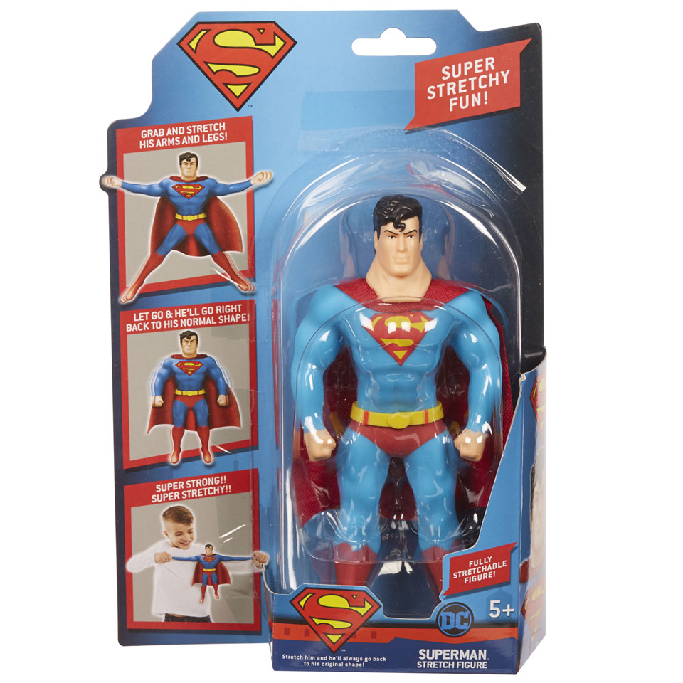 Stretch Mini Justice League Superman