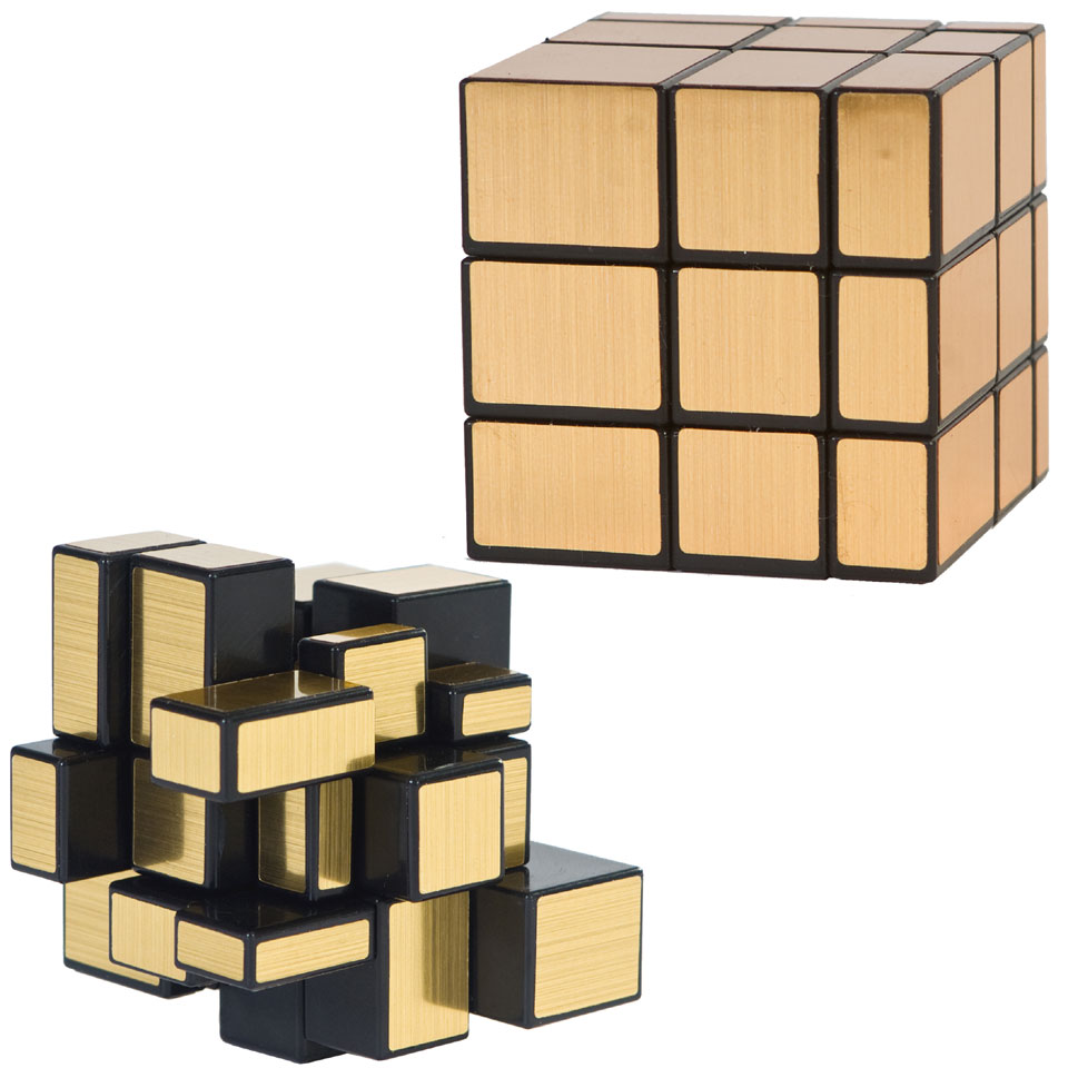 Clown Games Magic kubus puzzel - goud