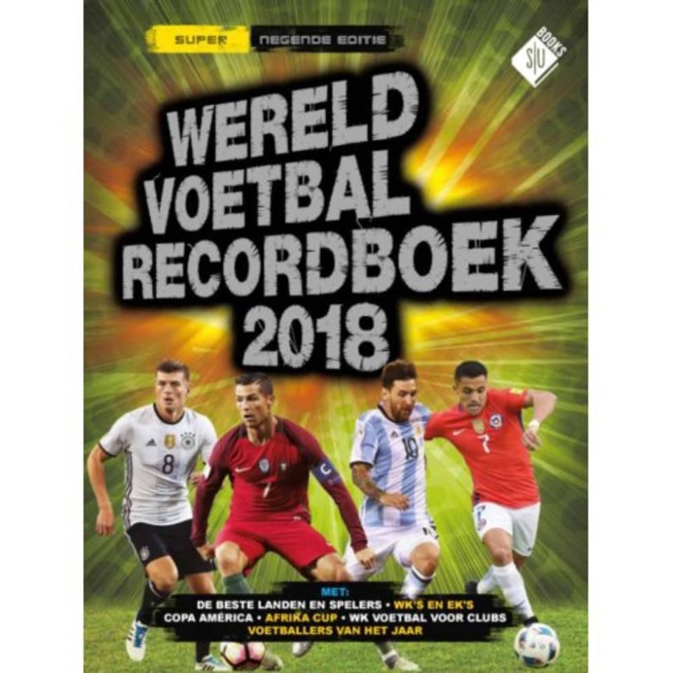 Wereld voetbal recordboek 2018 - Keir Radnedge