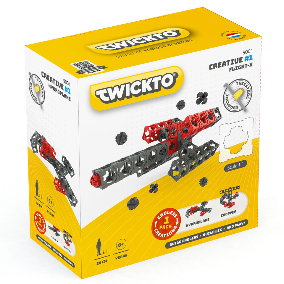 Twickto Creative Pack 1