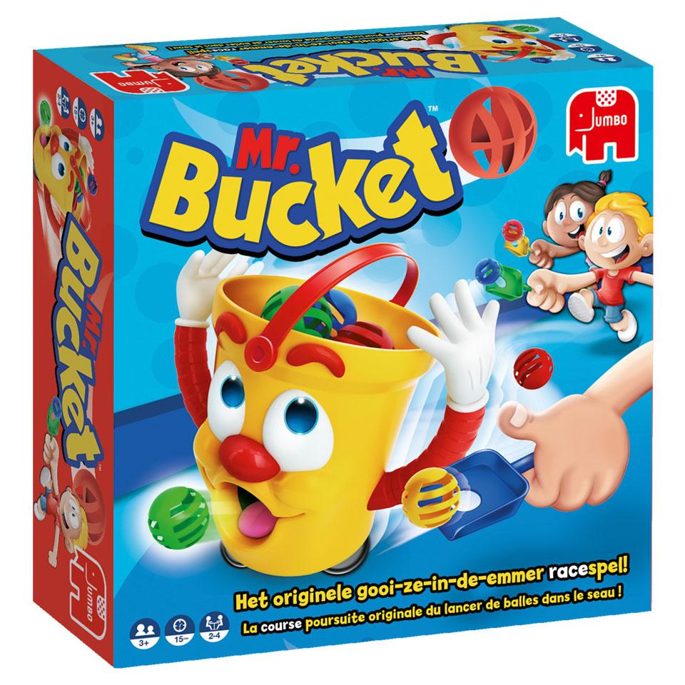Jumbo Mr. Bucket