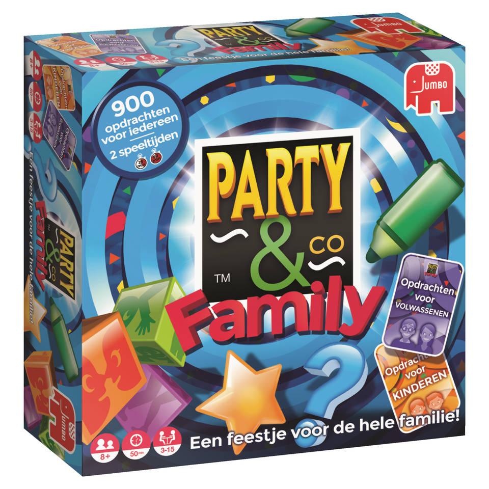 Jumbo Party & Co Family bordpel