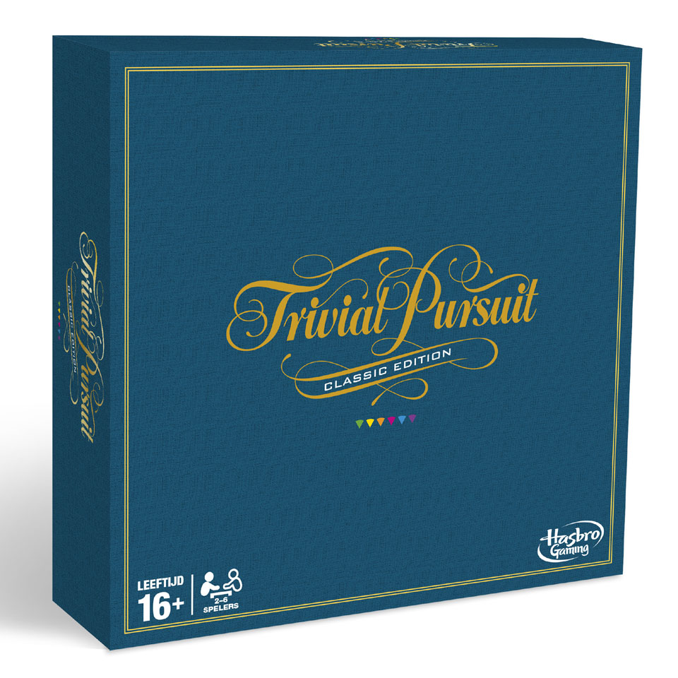 Trivial Pursuit klassieke editie