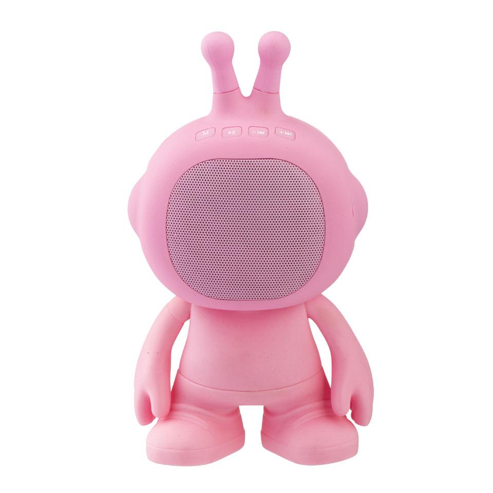 Wonky Monkey Jo-Jo Speaker - roze