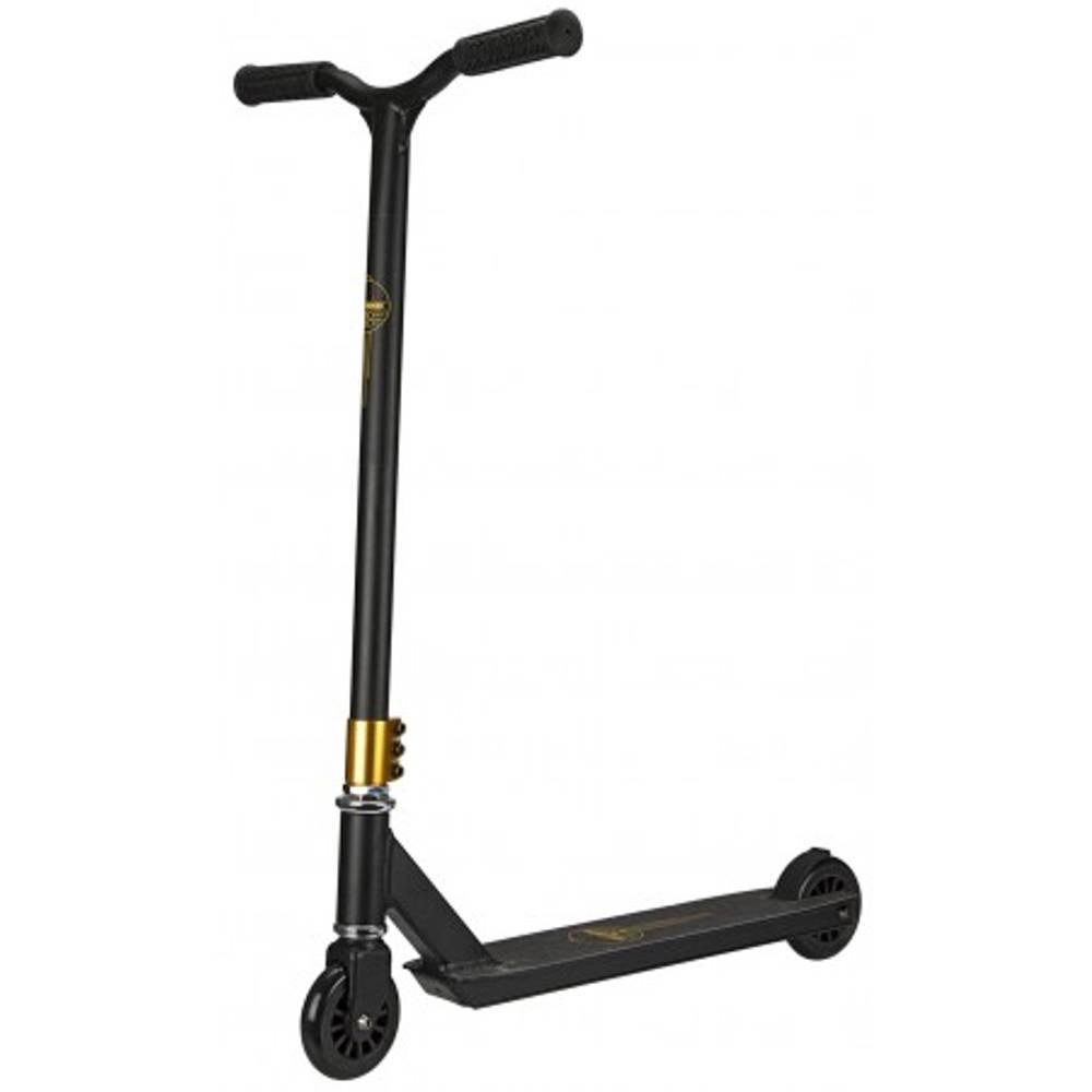 Black Dragon stunt scooter - zwart/brons