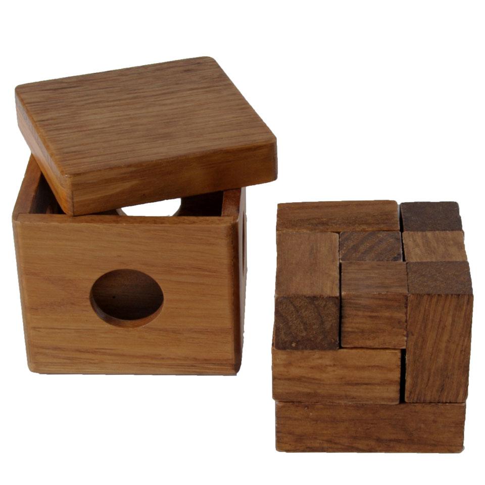 IQ puzzel kubus