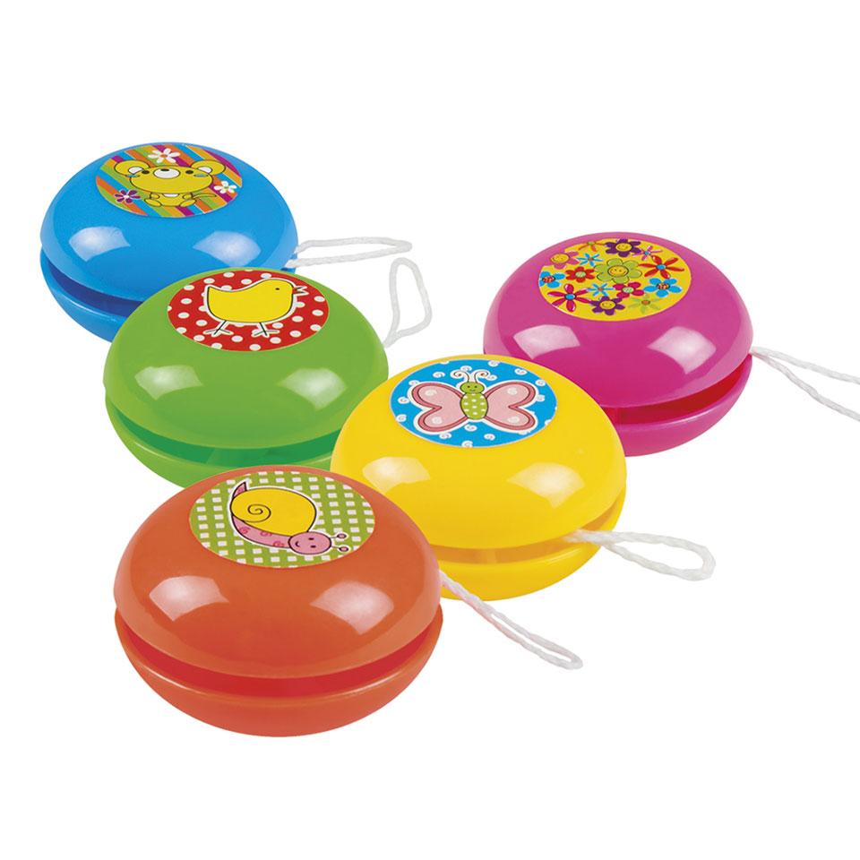Uitdeelspeelgoedjes jojo