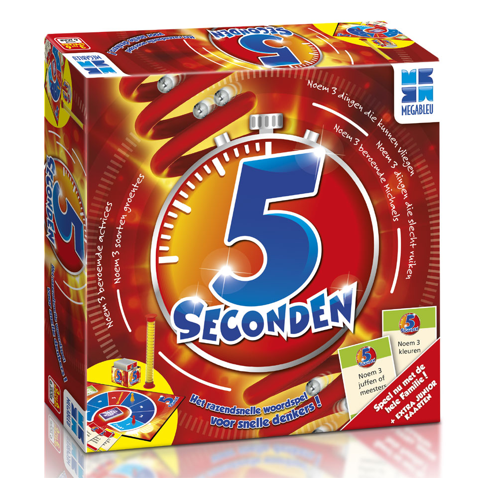 5 seconden junior