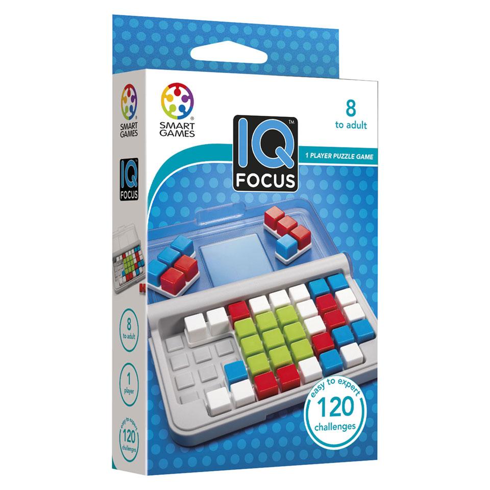 IQ Focus 120 opdrachten