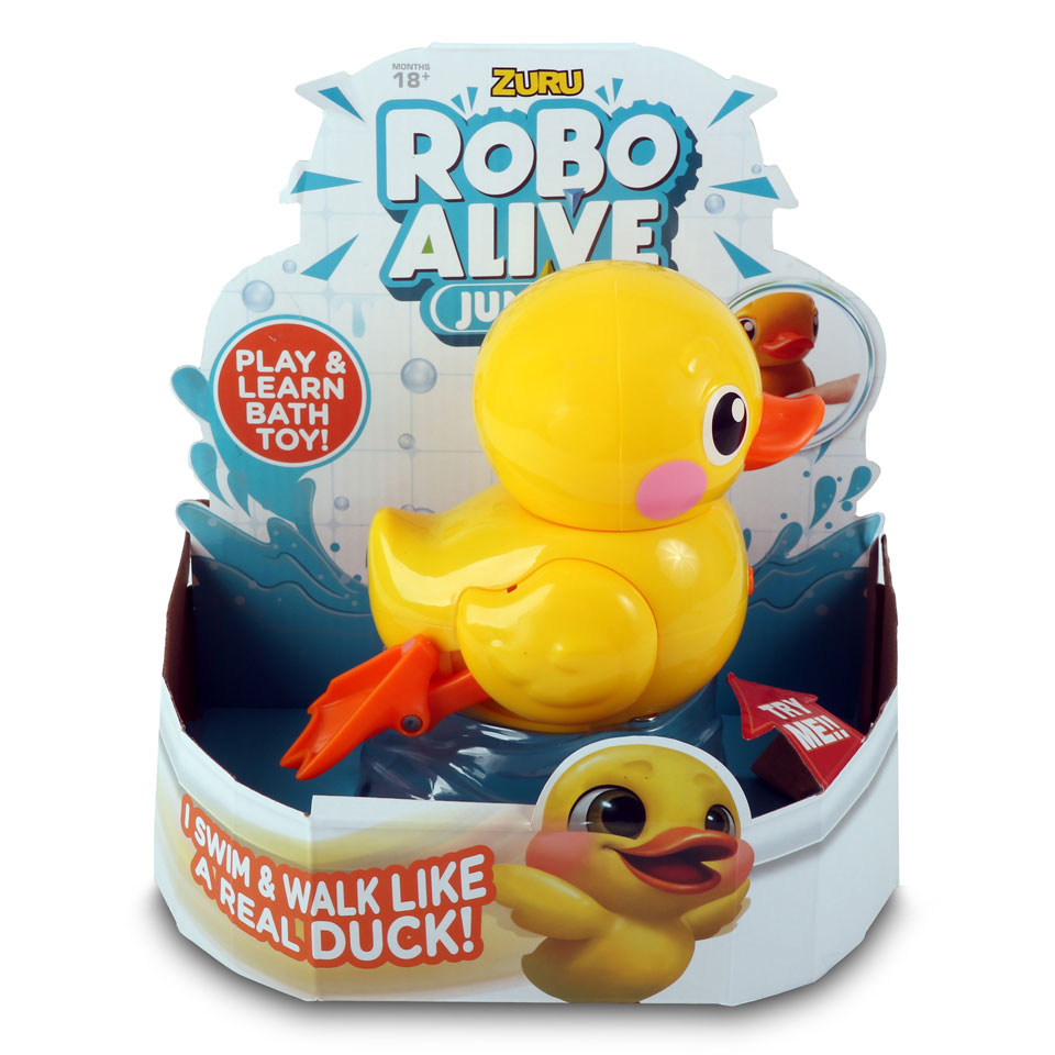 ROBO ALIVE LITTLE DUCK