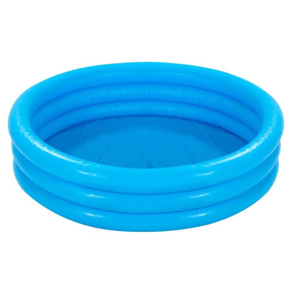 Intex kinderzwembad - 114 cm - blauw