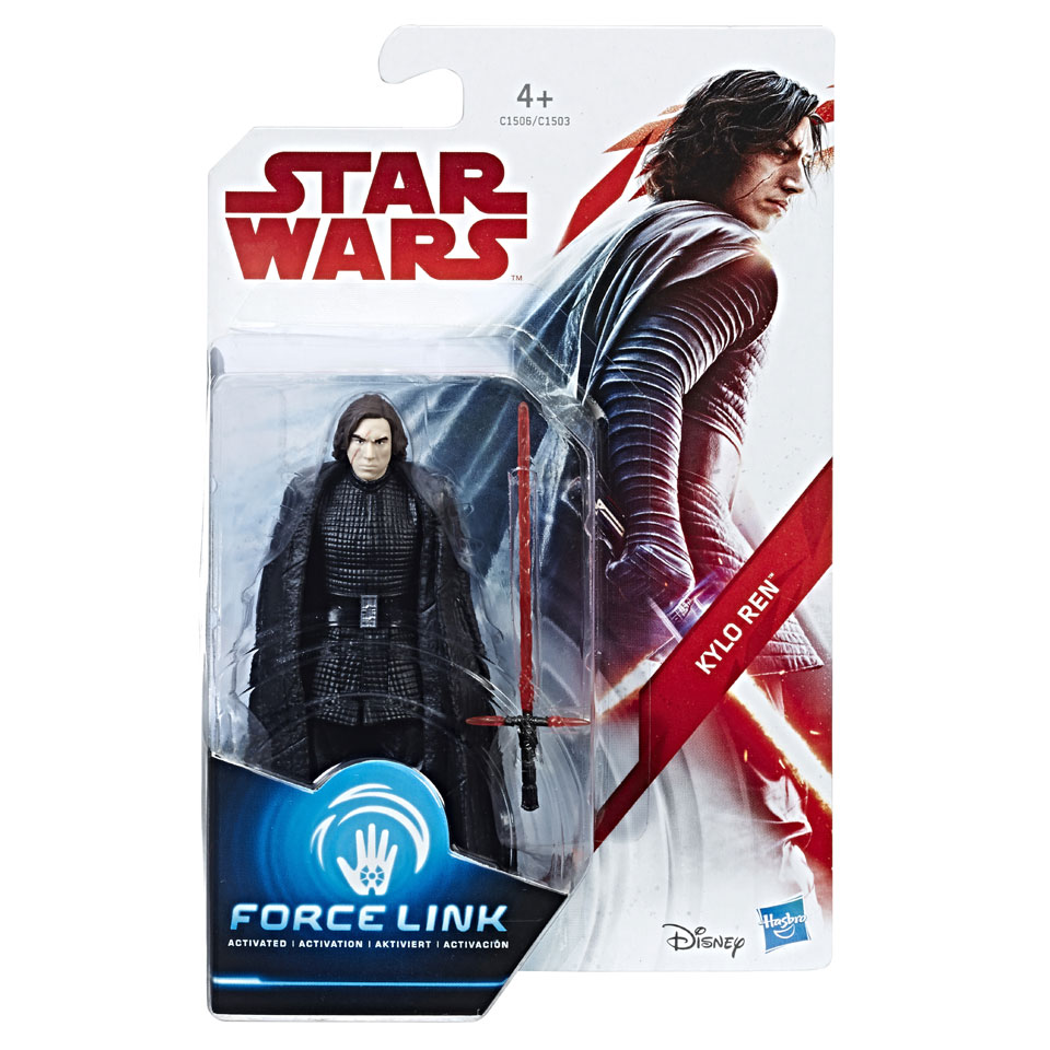 Star Wars Force Link figuur Kylo Ren
