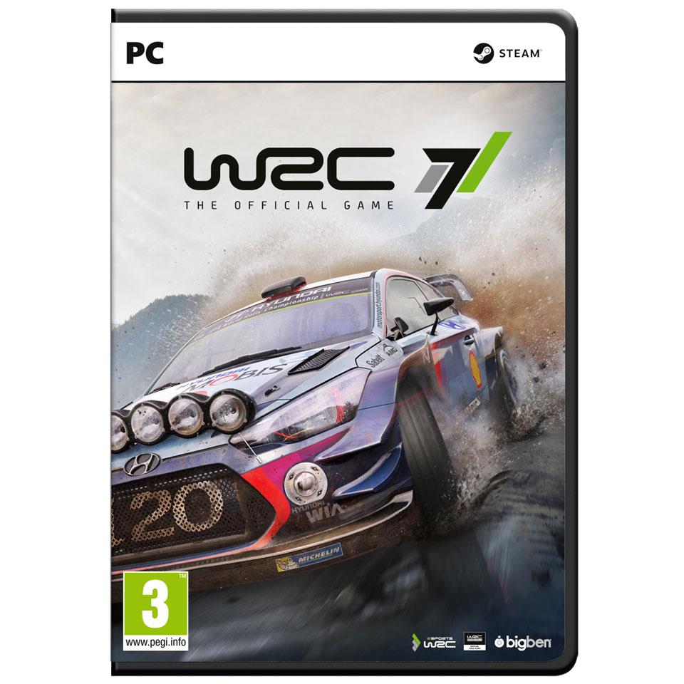 PC WRC 7