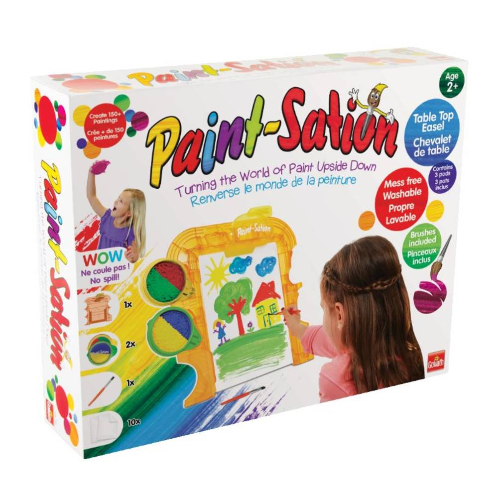 Paint-Sation Easel