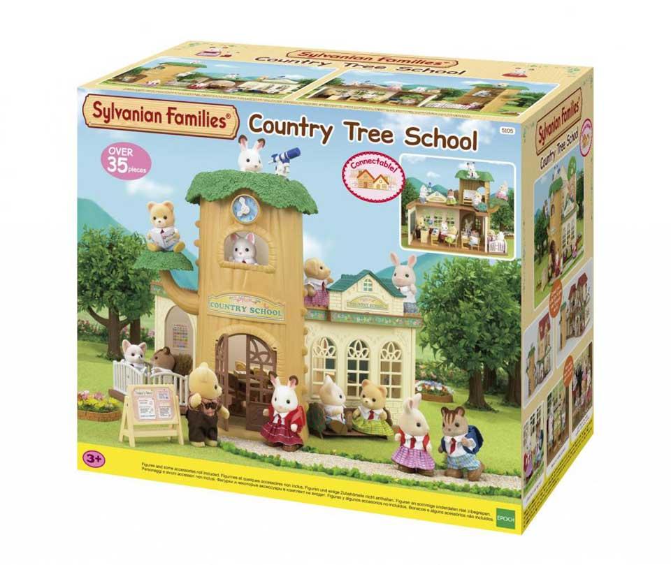Sylvanian Families streekschool 5105