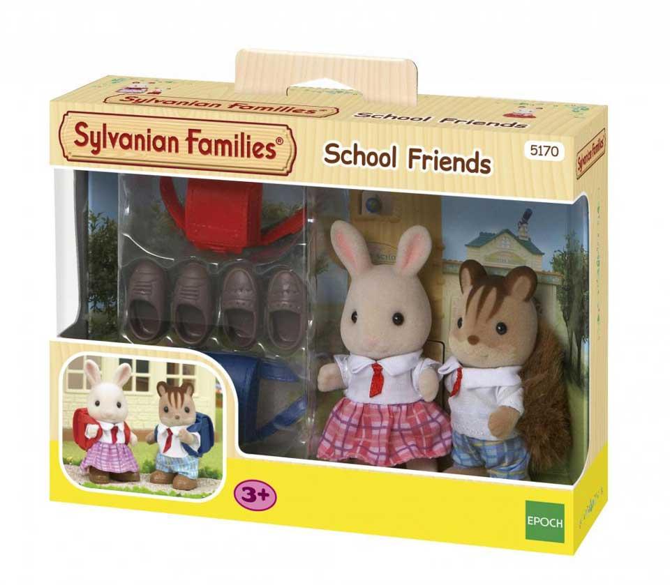 Sylvanian Families schoolvrienden 5170