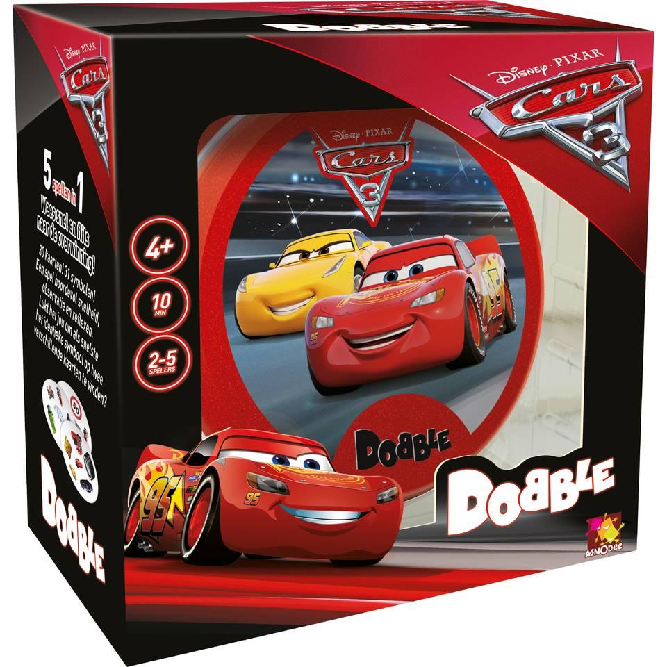 Dobble Disney Cars 3