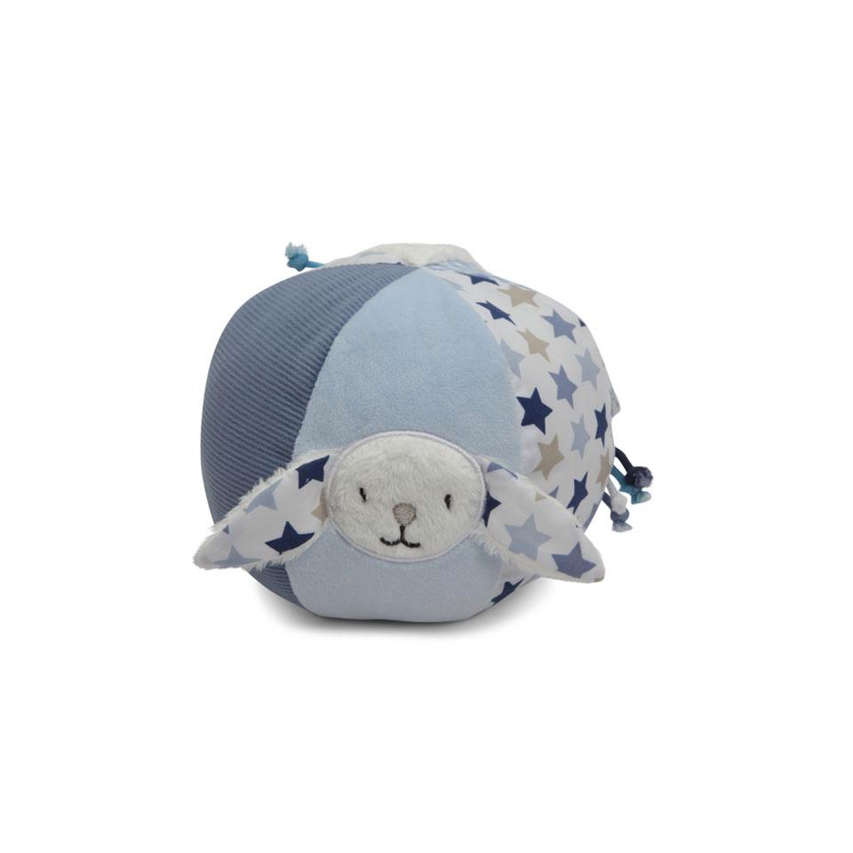 Little Dutch Mixed Stars Blue bal konijn - blauw