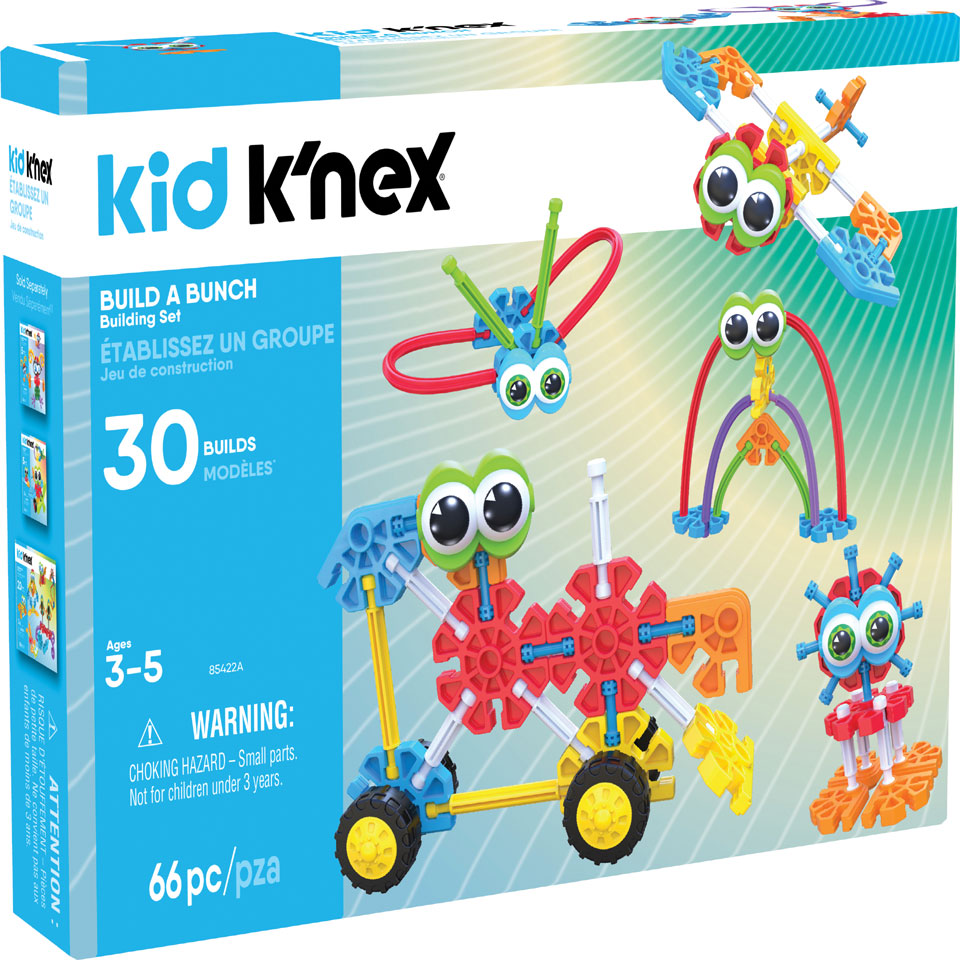 Kid K'NEX Build A Bunch bouwset