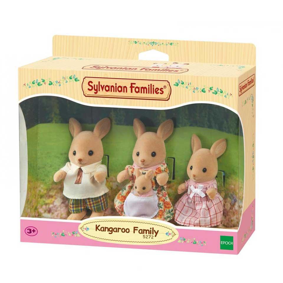 Sylvanian Families familie Kangoeroe 5272