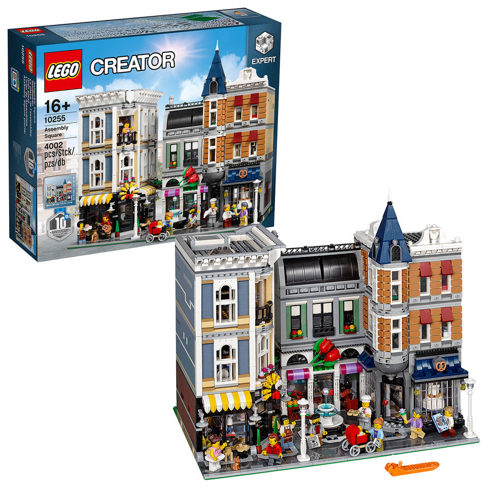 LEGO Creator Expert gebouwenset 10255