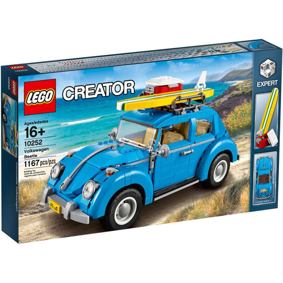 LEGO Creator Volkswagen Kever 10252